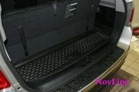 Коврик в багажник для Toyota Highlander II 2012-...г.в. 5\7-местный длинный