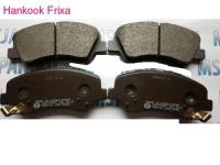 Тормозные колодки передние для KIA Rio 2011 -... г.в.