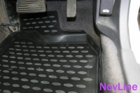 Коврики в салон для Honda Accord VI  1997-2002 г.в.