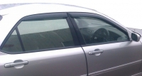 Дефлекторы окон (ветровики) Honda Accord VI (1998-2002 г.в.) седан