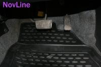 Коврики в салон для Honda FIT I  2001-2008...г.в. правый руль