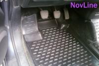 Коврики в салон для Honda FR-V 2004-2010 г.в.