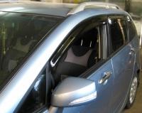 Дефлекторы окон (ветровики) для Honda FR-V (2004-2009 г.в.)
