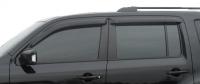 Дефлекторы окон (ветровики) для Honda Pilot II (2008-... г.в.)