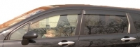 Дефлекторы окон (ветровики) для Honda Stream II (2006-... г.в.)
