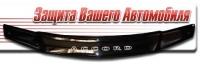 Дефлектор капота для Honda Accord (2002-06 г.в.) шелкография