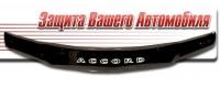 Дефлектор капота для Honda Accord (2006 г.в.) шелкография