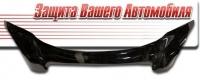 Дефлектор капота для Honda CR-V (2001-2006 г.в.) шелкография