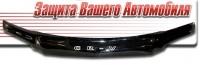 Дефлектор капота для Honda CR-V (1995-2001 г.в.) шелкография