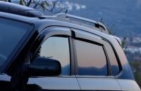 Дефлекторы окон (ветровики) для Hyundai Tucson (2004-... г.в.)