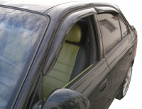 Ветровики (дефлекторы окон) на Hyundai Accent (1999-2005 г.в.)