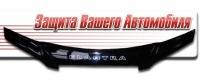 Дефлектор капота для Hyundai Elantra XD (2008 г.в. Тагаз) шелкография