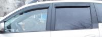 Дефлекторы окон (ветровики) для Hyundai Matrix 2001-...г.в.