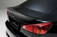 Спойлер Wald на крышку багажника для Lexus IS 250