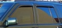 Дефлекторы окон (ветровики) для Jeep Grand Cherokee I (1993-1998 г.в.)