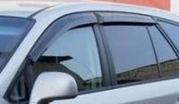 Дефлекторы окон (ветровики) для KIA Carens III (2006-2010; 2010-... г.в.)