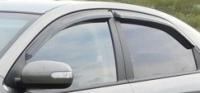 Дефлекторы окон (ветровики) для KIA Cerato II (2009-... г.в.) седан