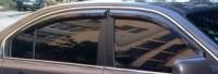 Дефлекторы окон (ветровики) для KIA Magentis II / Optima II (2005-2010 г.в.)