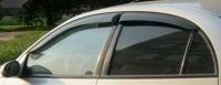 Дефлекторы окон (ветровики) для KIA Rio I (2000-2005 г.в.) седан