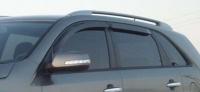 Дефлекторы окон (ветровики) для KIA Sorento II (2009-... г.в.)