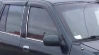 Дефлекторы окон (ветровики) для KIA Sportage I (1994-2003 г.в.; 1998-2008 г.в. - сборка в Калининграде)