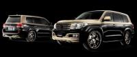 Аэродинамический обвес Goldman cruise для Toyota Land Cruiser 200