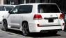 Аэродинамический обвес Luv-Line для Toyota Land Cruiser 200