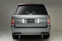 Накладка (юбка) в стиле Wald на бампер задний для Land Rover Range Rover Voque