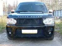 Бампер передний в стиле New Max для Land Rover Range Rover Voque