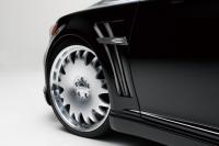 Крылья передние в стиле Wald для Lexus LS 460