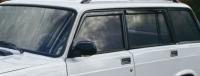 Дефлекторы окон (ветровики) для ВАЗ Lada 2104