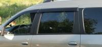 Дефлекторы окон (ветровики) для ВАЗ Lada Largus универсал