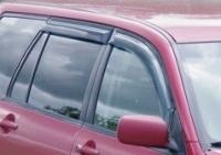Дефлекторы окон (ветровики) для Mitsubishi Lancer IX (2003-2007 г.в.) универсал