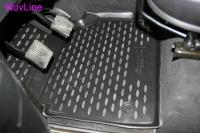 Коврики в салон для Land Rover Defender 110 2007-...г.в. 5-дверный