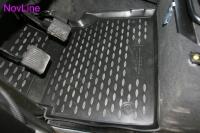 Коврики в салон для Land Rover Defender 90 2007-...г.в. 3-дверный
