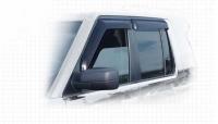 Дефлекторы окон (ветровики) для Land Rover Discovery III (2004-2009 г.в.)