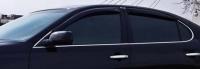 Дефлекторы окон (ветровики) для Lexus ES 300/ES 330 (2001-2006 г.в.)