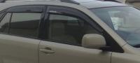 Дефлекторы окон (ветровики) для Lexus RX 300/RX 330/RX 350/RX 400H (2003-2009 г.в.)