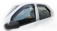 Дефлекторы окон (ветровики) для Renault Logan (2004-... г.в.)