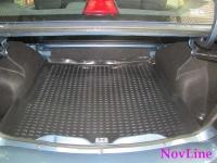 Коврик в багажник для Renault Logan I 2004-2009; 2010-...г.в. седан