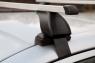 Багажник Lux для Chevrolet Aveo седан 2003-2011 г.в. (с прямоугольными дугами)