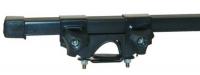 Багажник реечный для автомобиля с рейлингами Мамонт