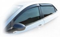 Дефлекторы окон (ветровики) для Mazda 2 (2007-... г.в.)