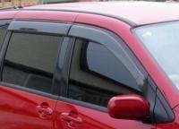 Дефлекторы окон (ветровики) для Mazda MPV (1999-2006 г.в.)