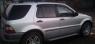 Дефлекторы окон (ветровики) для Mercedes-Benz M Class (1996-2005 г.в.)
