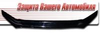 Дефлектор капота для Mitsubishi Lancer X 2007-...г.в