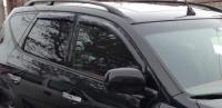 Дефлекторы окон (ветровики) для Nissan Murano I (2002-2008 г.в.)
