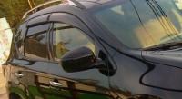 Дефлекторы окон (ветровики) для Nissan Murano II (2008-... г.в.)