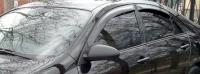 Дефлекторы окон (ветровики) для Nissan Primera (2002-2008 г.в.) седан и хэтчбек