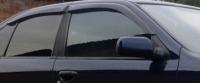 Дефлекторы окон (ветровики) для Nissan Primera (1996-2001 г.в.) седан и хэтчбек